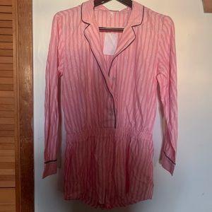 Victoria's Secret Pajama Romper